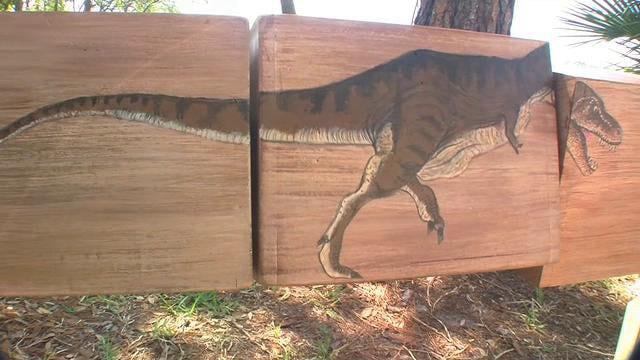 Jacksonville Zoo and Gardens: Dino Alive (2011)