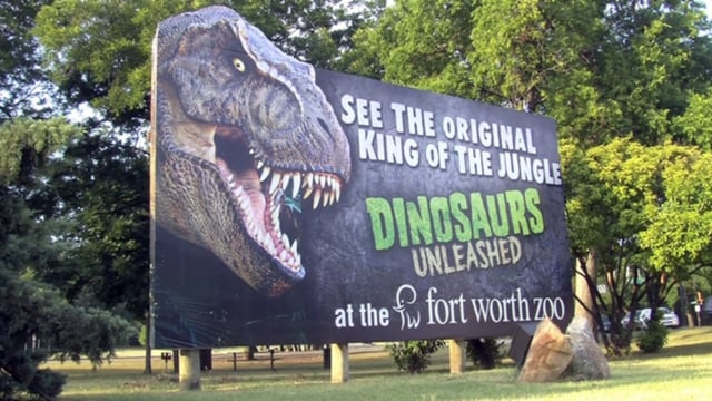 Fort Worth Zoo: Dinosaurs Unleashed (2011)