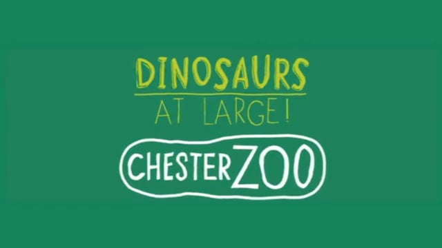 Chester Zoo: Dinosaurs At Large (2011)