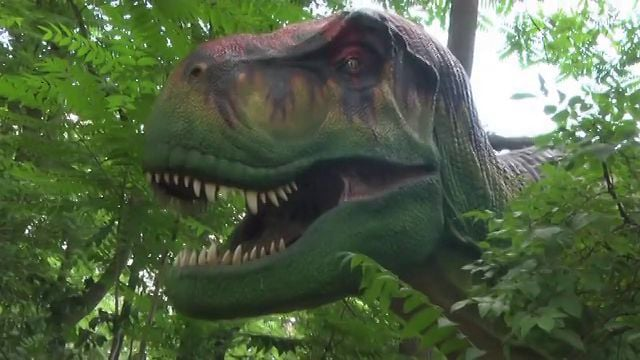 Franklin Park Zoo: Zoorassic Park (2012)