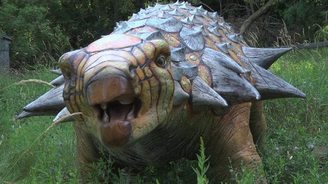 Indian River Reptile Zoo: Dinosaurs Live (2012)