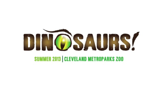 Cleveland Metroparks Zoo: Dinosaurs (2013)