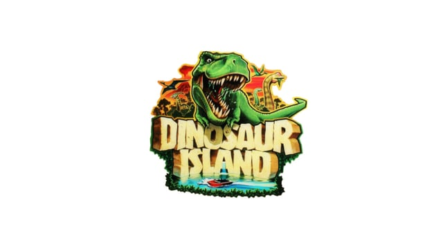Columbus Zoo and Aquarium: Dinosaur Island (2013)