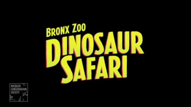 Bronx Zoo: Dinosaur Safari (2014)