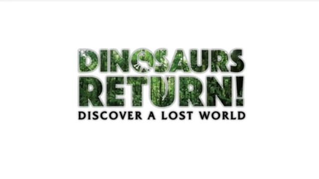 Edinburgh Zoo: Dinosaurs Return (2015)