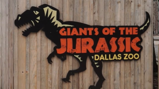 Dallas Zoo: Giants of the Jurassic (2015)