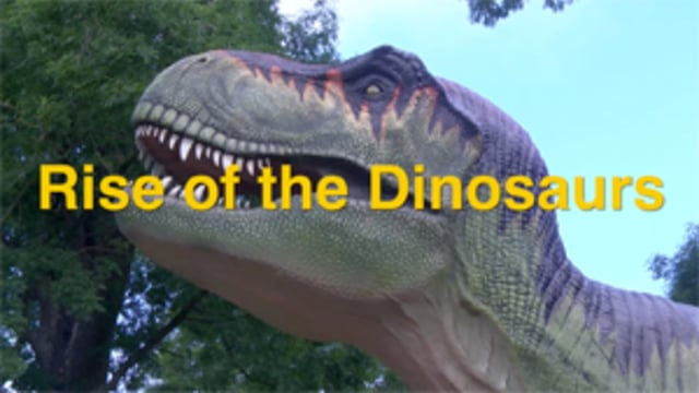 Marwell Wildlife: Rise of the Dinosaurs (2014)