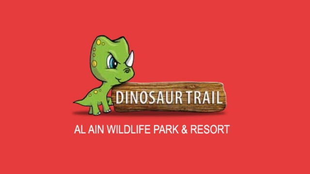 Al Ain Wildlife Park & Resort: Dinosaur Trail (2010)