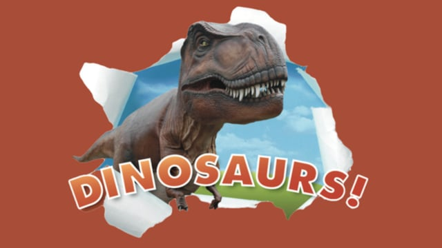 Houston Zoo: Dinosaurs (2012)
