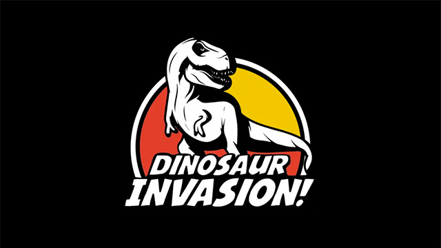 Rosamond Gifford Zoo: Dinosaur Invasion (2018)