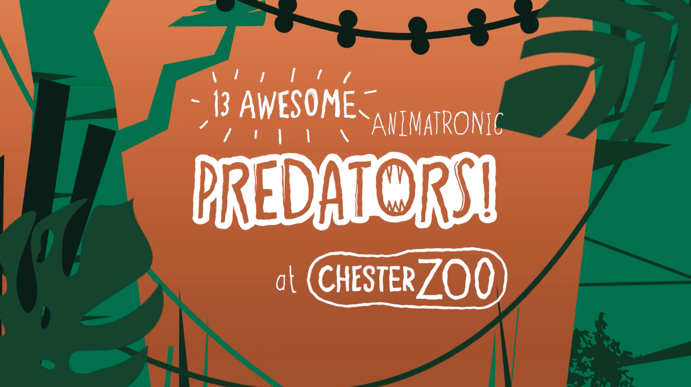 Chester Zoo: Predators (2019)